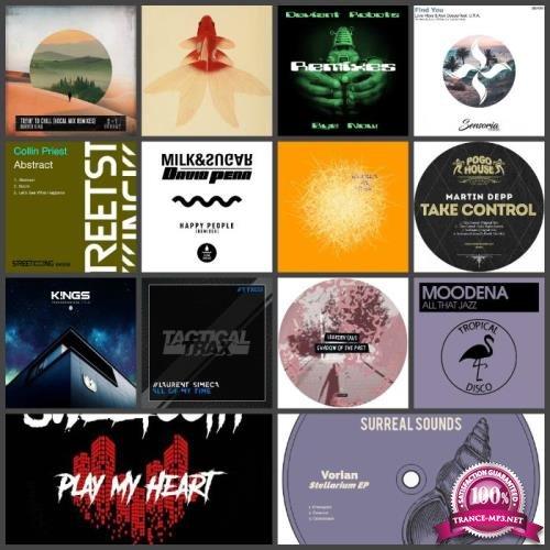 Beatport Music Releases Pack 1218 (2019)