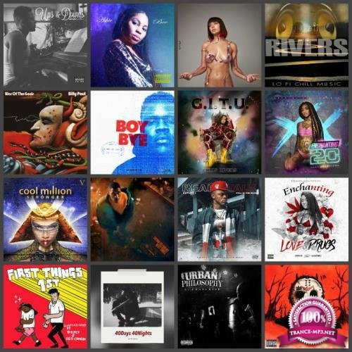 Rap Music Collection Pack 078 (2019)
