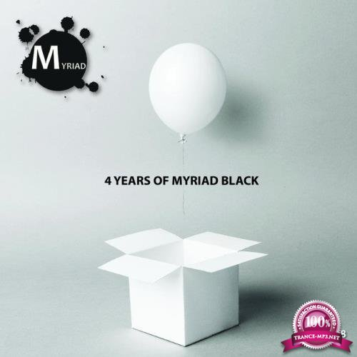 4 Years Of Myriad Black (2019)