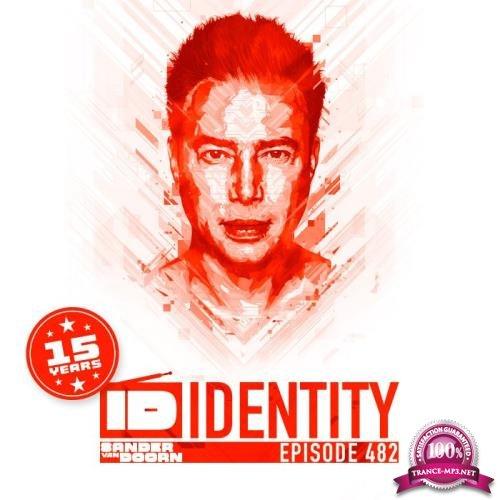Sander van Doorn - Identity 508 (2019-08-16)