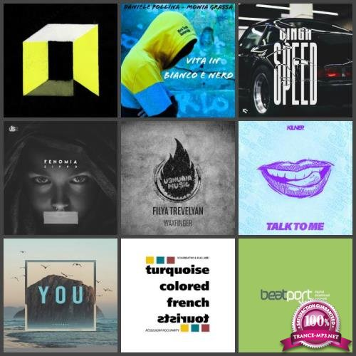 Beatport Music Releases Pack 1223 (2019)