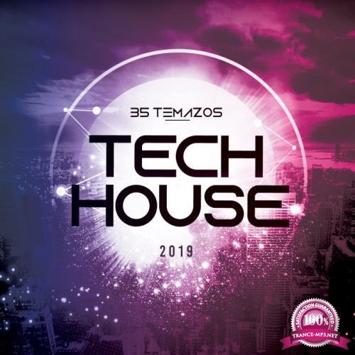 35 Temazos Tech House 2019 (2019)