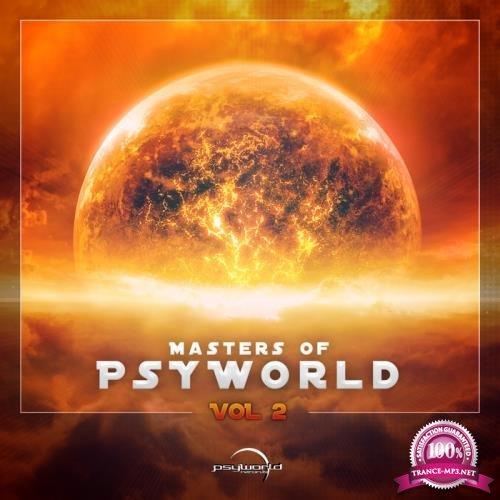 Psyworld Records - Masters of PsyWorld, Vol. 2 (2019)