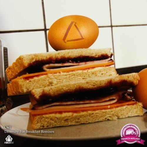 OaT - Diversity For Breakfast (Remixes) (2019)