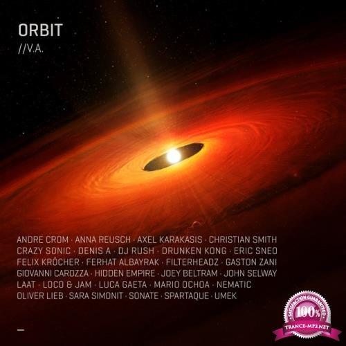 Tronic - Orbit: TR 331 (2019)