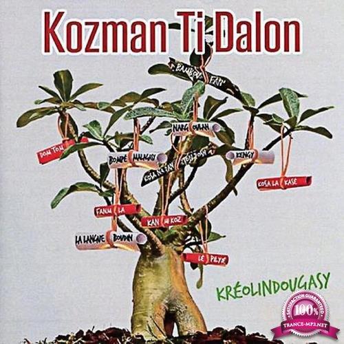 Kozman Ti Dalon - Kreolindougasy (2019)