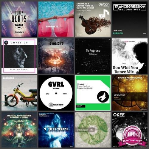 Beatport Music Releases Pack 1228 (2019)