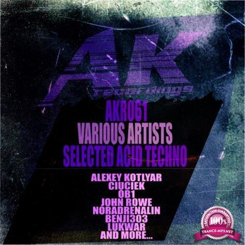 Selected Acid Techno (2019)