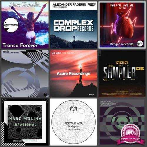 Beatport Music Releases Pack 1229 (2019)