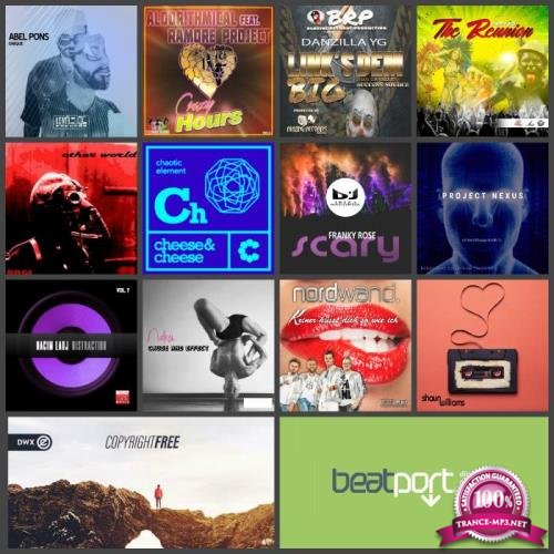 Beatport Music Releases Pack 1255 (2019)
