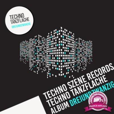 Techno-Tanzflache Album Dreiundzwanzig (2019)