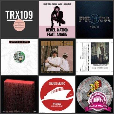Beatport Music Releases Pack 1180 (2019)