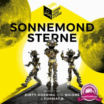 Sonne Mond Sterne XXIII (Mixed by Dirty Doering B2B Nicone & Format:B) (2019) FLAC
