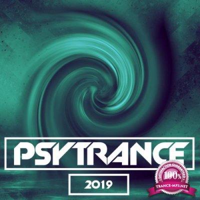 Goa Crops Recordings - Psytrance 2019 (2019)