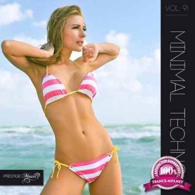 Prestige Music Germany - Minimal Techno, Vol. 91 (2019)