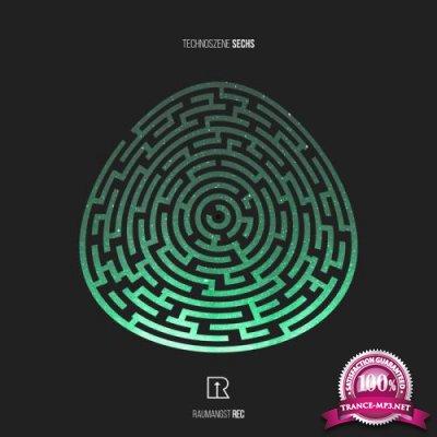 Raumangst: Alvaro Mendez - Technoszene Sechs (2019) FLAC