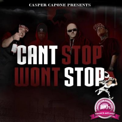 Gwap City Entertainment - Cant Stop Wont Stop (2019)