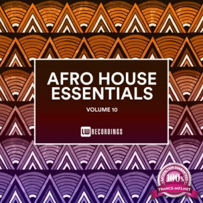 Afro House Essentials Vol 10 (2019)