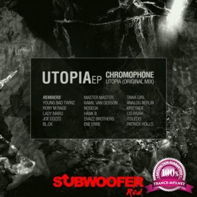 Subwoofer Red: Chromophone - Utopia (2019)