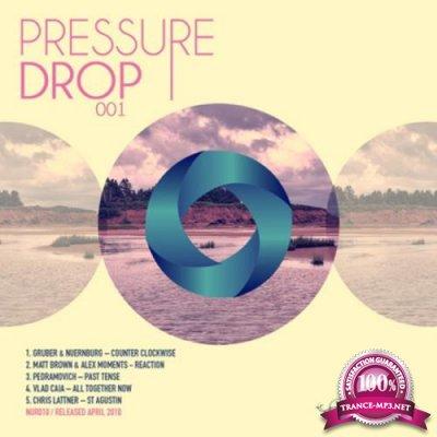 Pressure Drop 001 EP (2019)