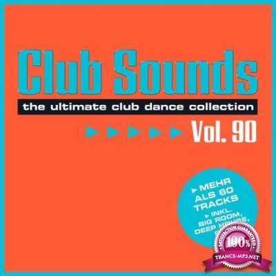 Sony Music - Club Sounds Vol. 90 [3CD] (2019)