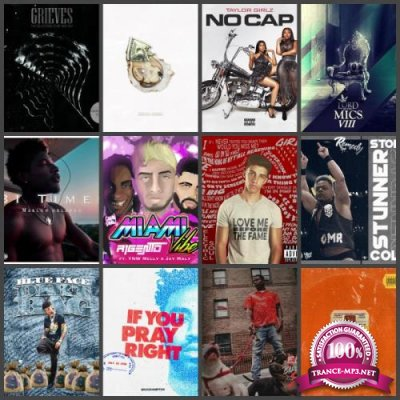 Rap Music Collection Pack 071 (2019)