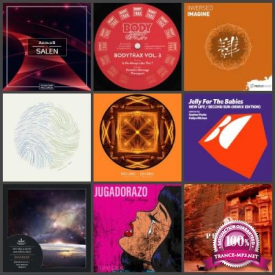 Beatport Music Releases Pack 1206 (2019)