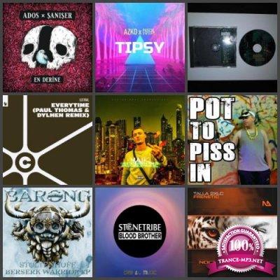 Beatport Music Releases Pack 1222 (2019)