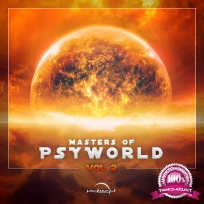 Psyworld Records - Masters of PsyWorld, Vol. 2 (2019)