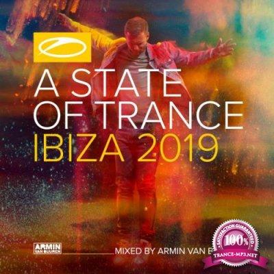 Armin van Buuren - A State Of Trance, Ibiza 2019 (2019) FLAC