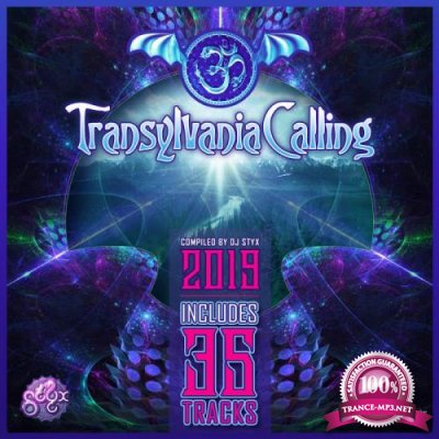 Dreamtime Recordings: Transylvania Calling (2019)