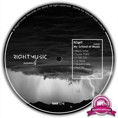 N3gr0 - My School of Music (2019)