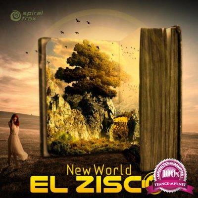 El Zisco - New World LP (2019)