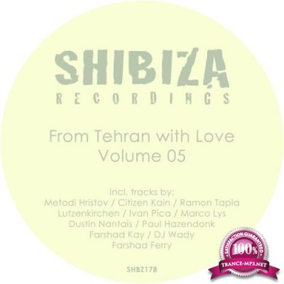 From Tehran With Love Vol 05 (2019)