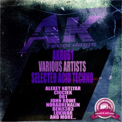 Selected Acid Techno (2019)