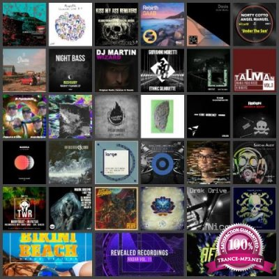 Beatport Music Releases Pack 1230 (2019)