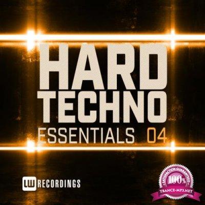Hard Techno Essentials Vol 04 (2019)