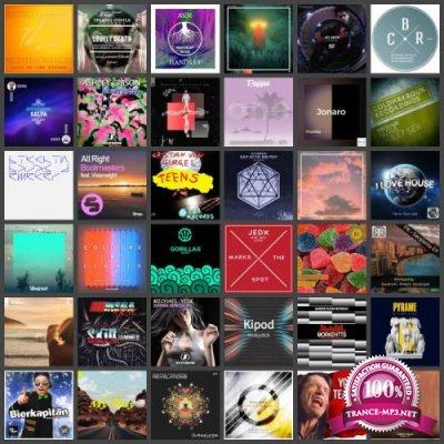Beatport Music Releases Pack 1233 (2019)