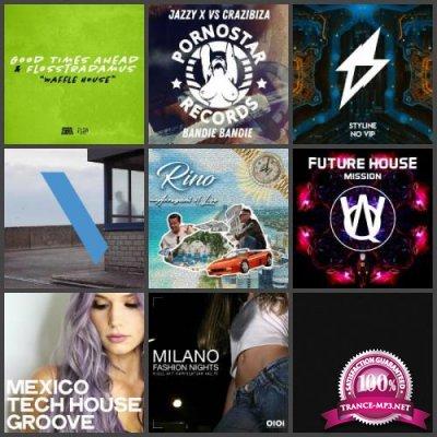 Beatport Music Releases Pack 1234 (2019)