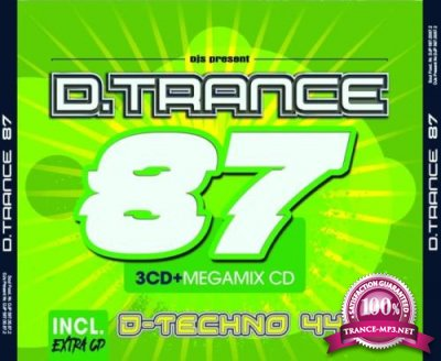 Soulfood - D.Trance 87 Incl. D-Techno 44 (2019)