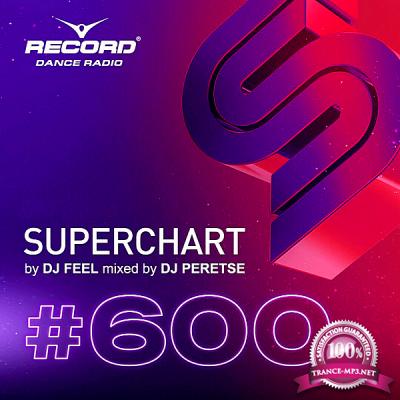 VA - Юбилейный Record Super Chart 600 (17.08.2019)