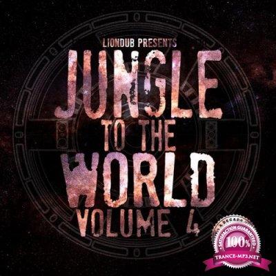 Liondub Presents: Jungle to the World, Vol. 4 (2019)