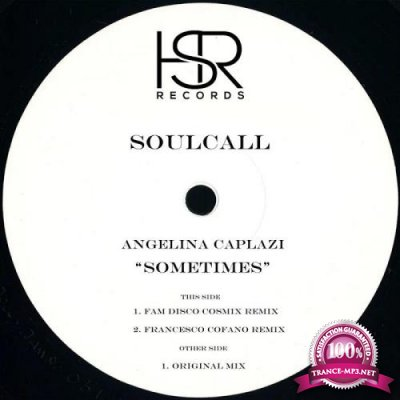 Soulcall ft Angelina Caplazi - Sometimes (2019)