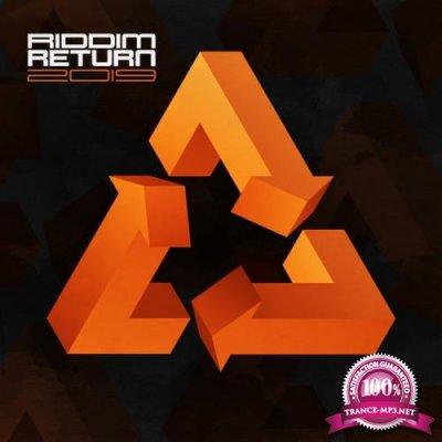Sub-liminal Recordings: Riddim Return 2019 (2019)