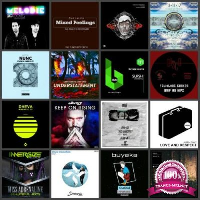 Beatport Music Releases Pack 1249 (2019)