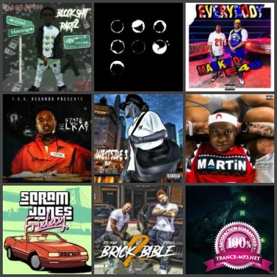 Rap Music Collection Pack 088 (2019)