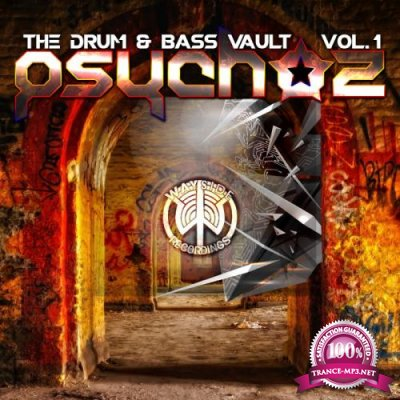 Psychoz - The Drum & Bass Vault, Vol. 1 (2019)