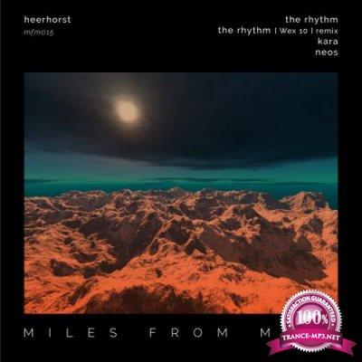 Heerhorst - Miles From Mars 15 (2019)