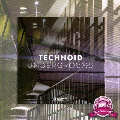 Technoid Underground, Vol. 4 (2019)