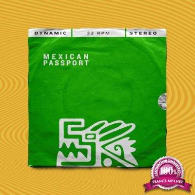 Mexican Passport (2019)